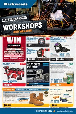 Offers from Blackwoods in the Ipswich QLD catalogue