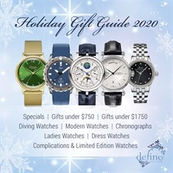 Define Watches catalogue ( Expired )