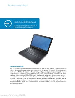 Offers from Dell in the Sydney NSW catalogue