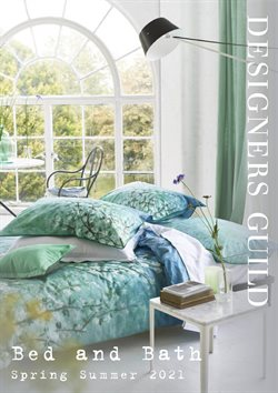 Designers Guild catalogue ( More than one month )