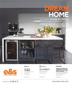 Offers from E&S Trading in the Melbourne VIC catalogue