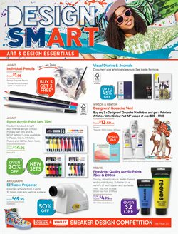 Books & Hobby offers in the Eckersley's Art & Craft catalogue ( 25 days left )