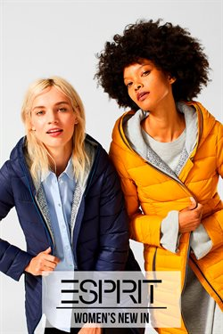 Offers from Esprit in the Canberra ACT catalogue
