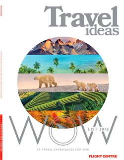 Travel offers in the Flight Centre catalogue in Nelson Bay NSW
