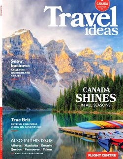 Travel offers in the Flight Centre catalogue in Baldivis WA