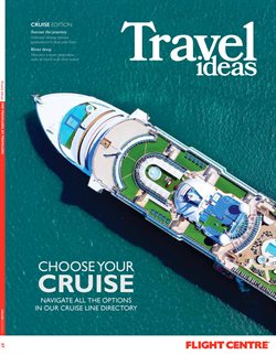 Travel & Leisure offers in the Flight Centre catalogue in Baldivis WA