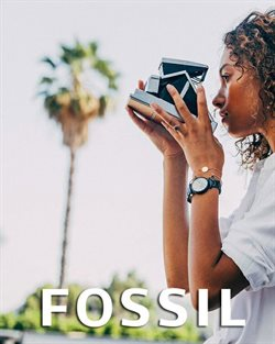 Offers from Fossil in the Melbourne VIC catalogue