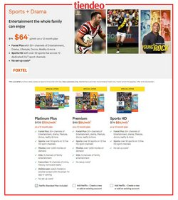 Foxtel catalogue ( 1 day ago )