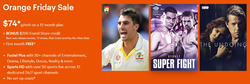 Foxtel coupon in Sydney NSW ( Expires today )