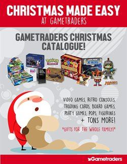 Offers from Gametraders in the Sydney NSW catalogue