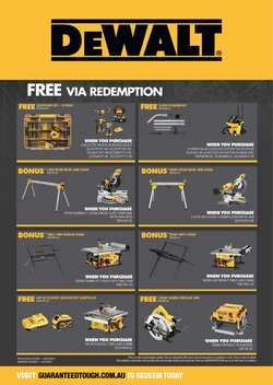 Gasweld Tool Centre specials in the Gasweld Tool Centre catalogue ( More than one month)