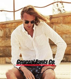 Offers from General Pants in the Adelaide SA catalogue