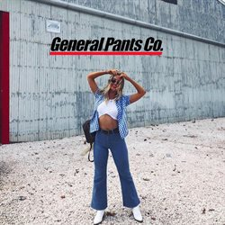 General Pants catalogue ( More than one month )