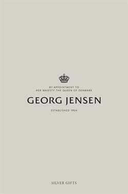 Offers from Georg Jensen in the Melbourne VIC catalogue