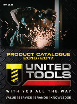 Offers from United Tools in the Sydney NSW catalogue