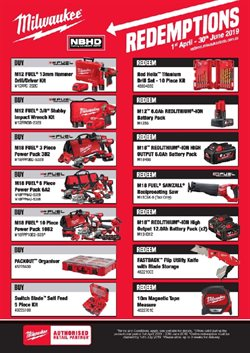 Offers from United Tools in the Melbourne VIC catalogue