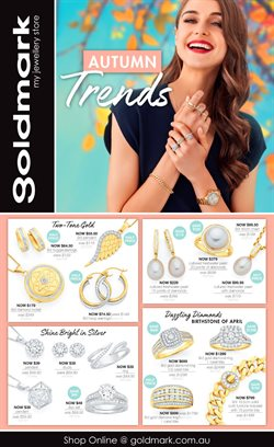 Offers from Goldmark in the Sydney NSW catalogue