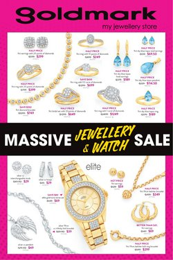 Clothing, Shoes & Accessories specials in the Goldmark catalogue ( 10 days left)