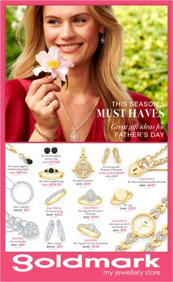 Clothing, Shoes & Accessories specials in the Goldmark catalogue ( 1 day ago)