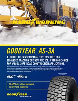 Offers from Goodyear in the Brisbane QLD catalogue