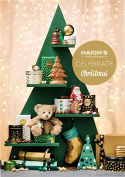 Offers from Haigh's Chocolates in the Adelaide SA catalogue