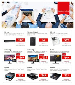 Electronics & Appliances offers in the Harris Technology catalogue in Swan Hill VIC