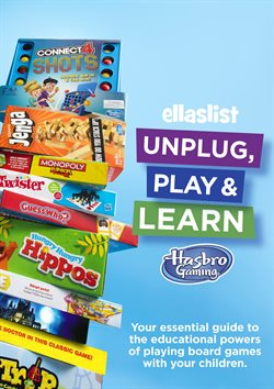 Kids, Toys & Babies offers in the Hasbro catalogue in Sydney NSW