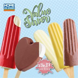 Offers from Home Ice Cream in the Toowoomba QLD catalogue