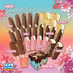 Offers from Home Ice Cream in the Sydney NSW catalogue