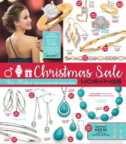 Offers from Hoskings Jewellers in the Sale VIC catalogue