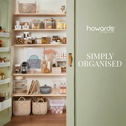 Howards Storage World specials in the Howards Storage World catalogue ( More than one month)