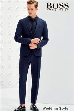 Luxury Brands offers in the Hugo Boss catalogue in Adelaide SA