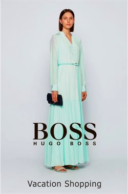 Hugo Boss catalogue ( Expired )