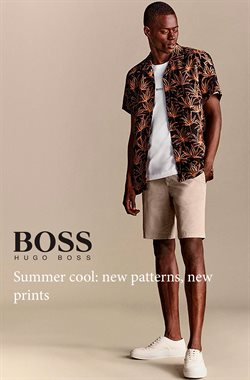 Luxury Brands specials in the Hugo Boss catalogue ( More than one month)