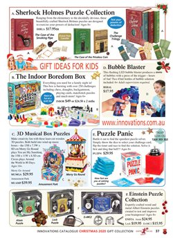 Department Stores offers in the Innovations catalogue ( 29 days left )