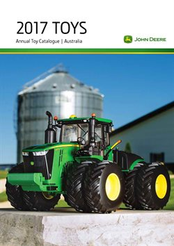 Offers from John Deere in the Sydney NSW catalogue