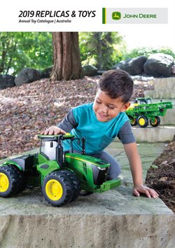 DIY & Garden offers in the John Deere catalogue in Sydney NSW