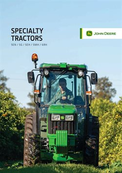 John Deere catalogue ( Expired )