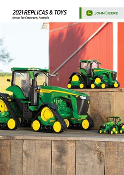 John Deere catalogue ( More than one month )