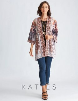 Clothing, Shoes & Accessories specials in the Katies catalogue ( Expires tomorrow)