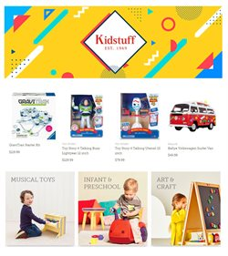 Kids, Toys & Babies offers in the Kidstuff catalogue in Sydney NSW