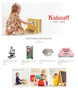 Kidstuff catalogue ( Expired )