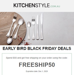 KitchenStyle coupon in Sydney NSW ( Expires tomorrow )