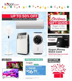 Offers from Kogan in the Sydney NSW catalogue