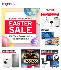 Easter specials in the Kogan catalogue ( 7 days left)