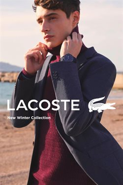 Luxury Brands offers in the Lacoste catalogue in Sydney NSW