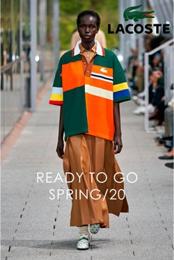 Lacoste catalogue in Sydney NSW ( 21 days left )
