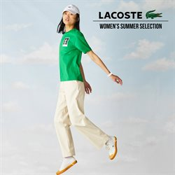 Lacoste specials in the Lacoste catalogue ( 16 days left)