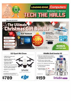 Offers from Leading Edge Computers in the Melbourne VIC catalogue