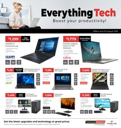 Electronics & Appliances specials in the Leading Edge Computers catalogue ( 1 day ago)